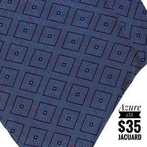Jacquard Azure Skirt by LuLaRoe